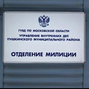 Отделения полиции Атюрьево