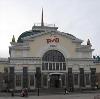 Железнодорожные вокзалы в Атюрьево