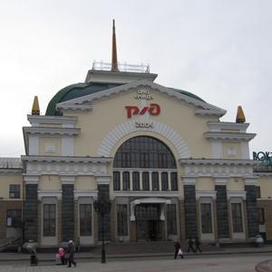 Железнодорожные вокзалы Атюрьево